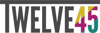 Twelve45 Store Logo