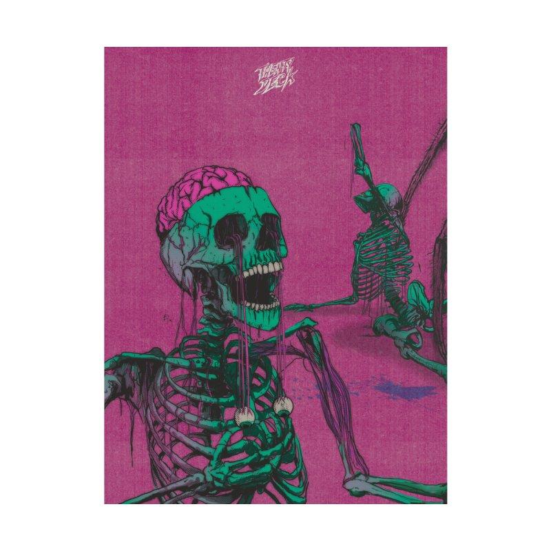 run ART PRINTS Fine Art Print by twentydeck