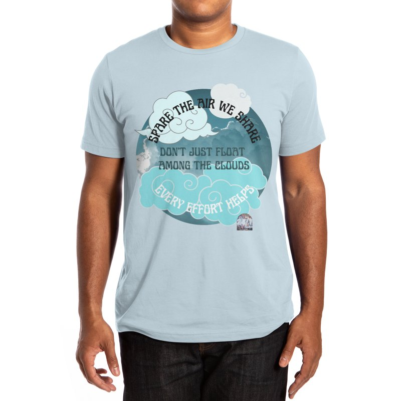 spare the air. Men's T-Shirt by Pause For A Cause