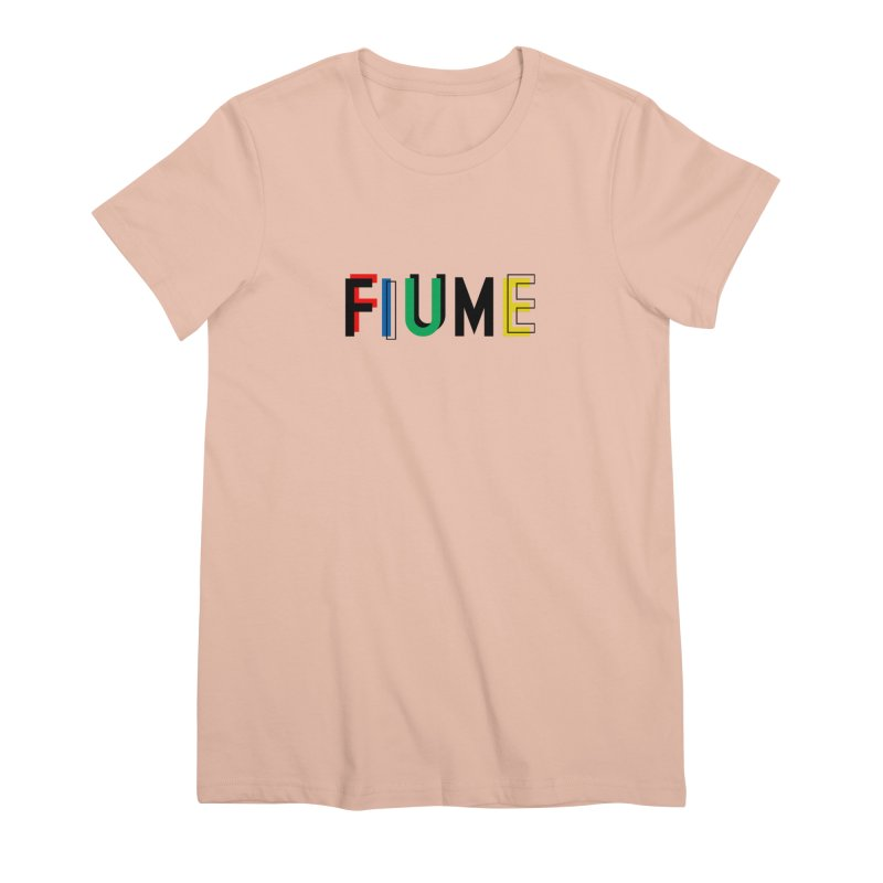 FIUME T-SHIRT Women's Premium T-Shirt by TWGNG Official Store
