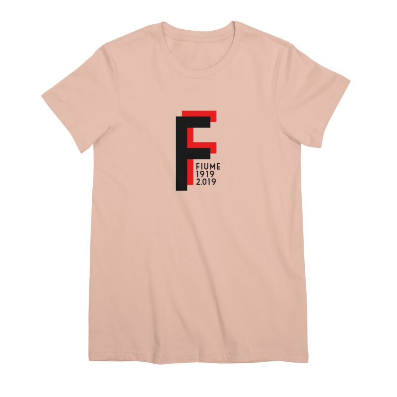 FIUME T-SHIRT Centenary Women's Premium T-Shirt by TWGNG Official Store