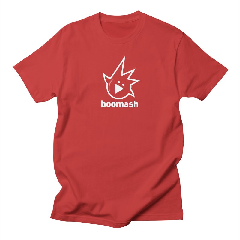 Boomash Men's T-Shirt by TWGNG Official Store