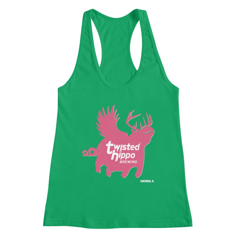 Twisted Hippo Brewing Women's Tank by Twisted Hippo Brewing