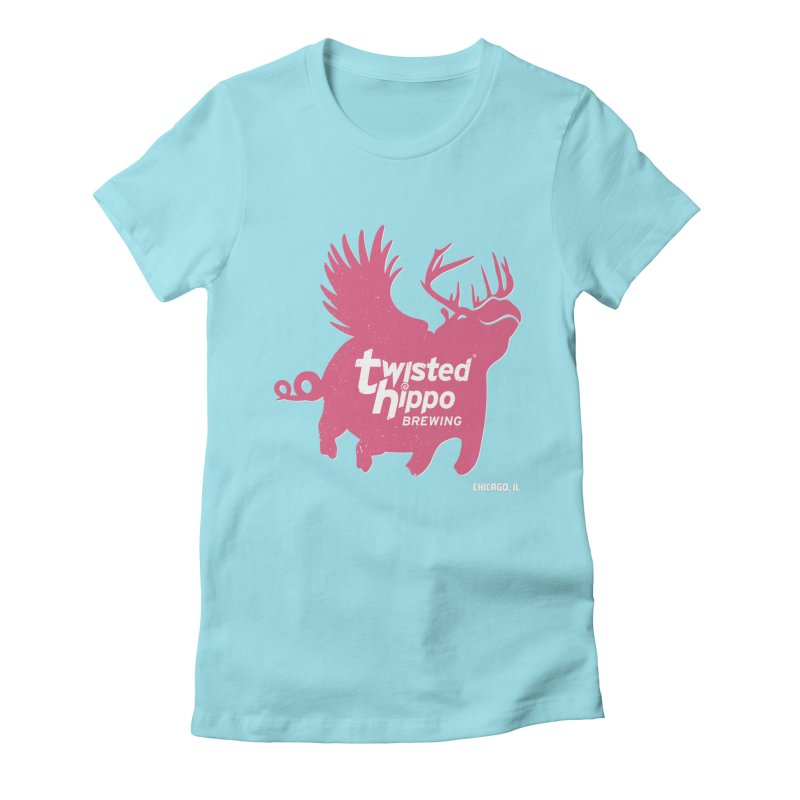 Twisted Hippo Brewing Women's T-Shirt by Twisted Hippo Brewing