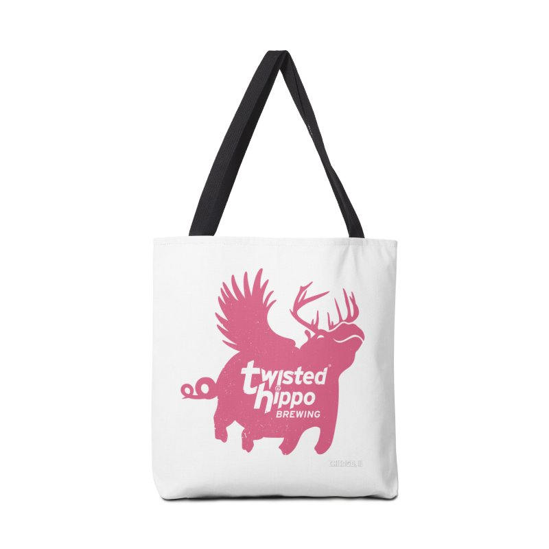 Twisted Hippo Brewing Accessories Tote Bag Bag by Twisted Hippo Brewing