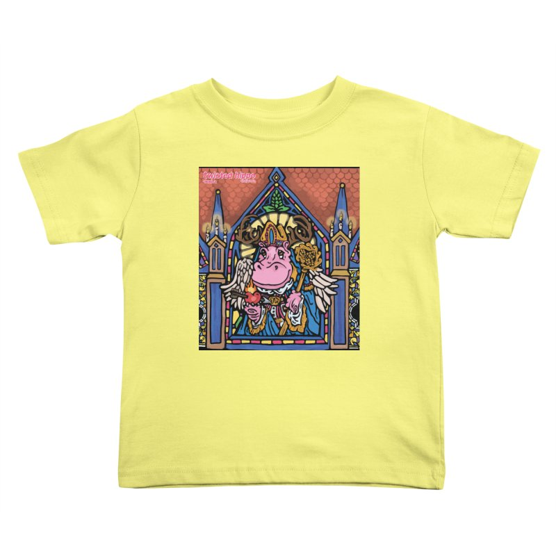 Ol' St. Auggie's Kids Toddler T-Shirt by Twisted Hippo Brewing