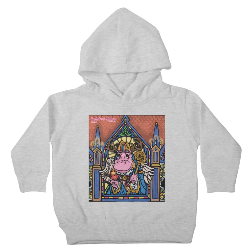 Ol' St. Auggie's Kids Toddler Pullover Hoody by Twisted Hippo Brewing