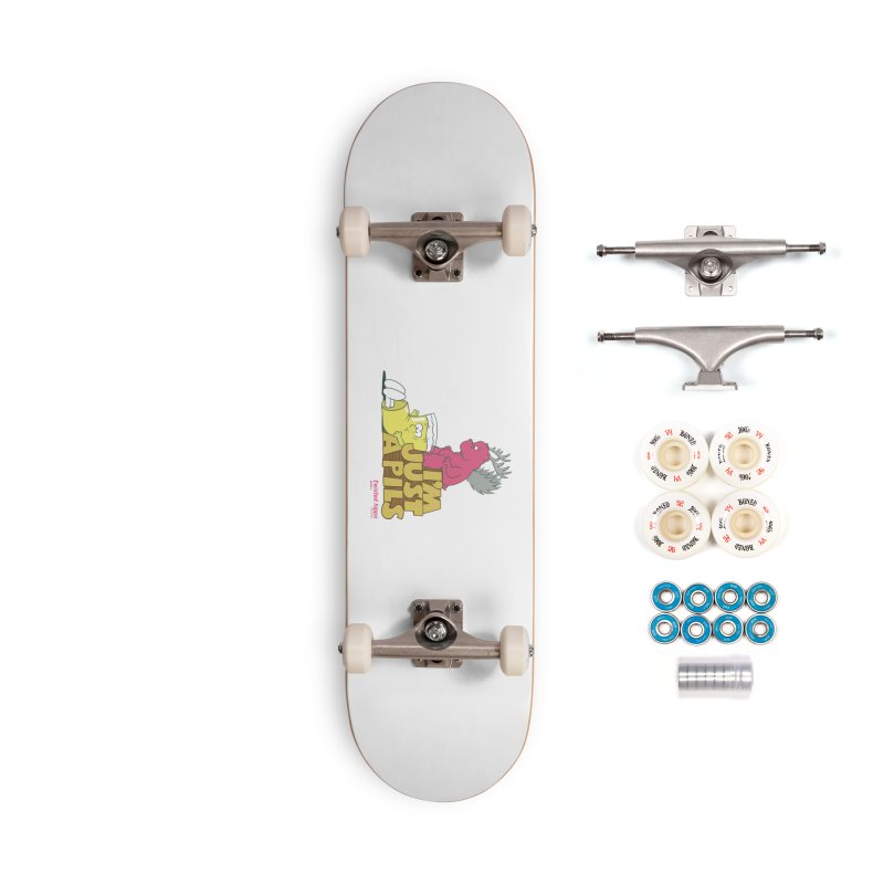 I'm Just a Pils Accessories Complete - Premium Skateboard by Twisted Hippo Brewing