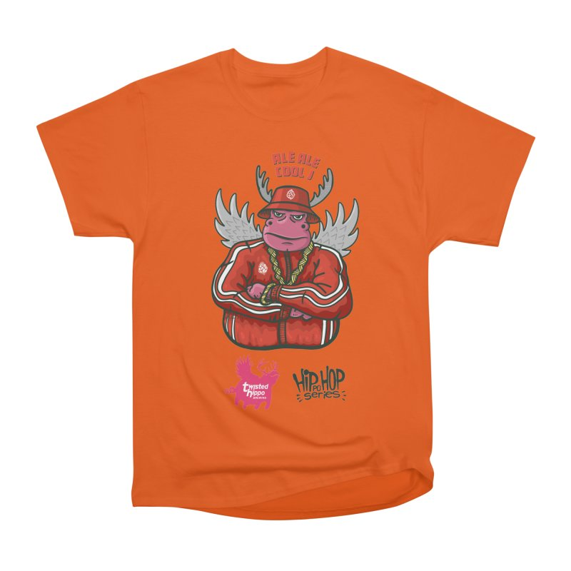 Ale Ale Cool J Men's T-Shirt by Twisted Hippo Brewing
