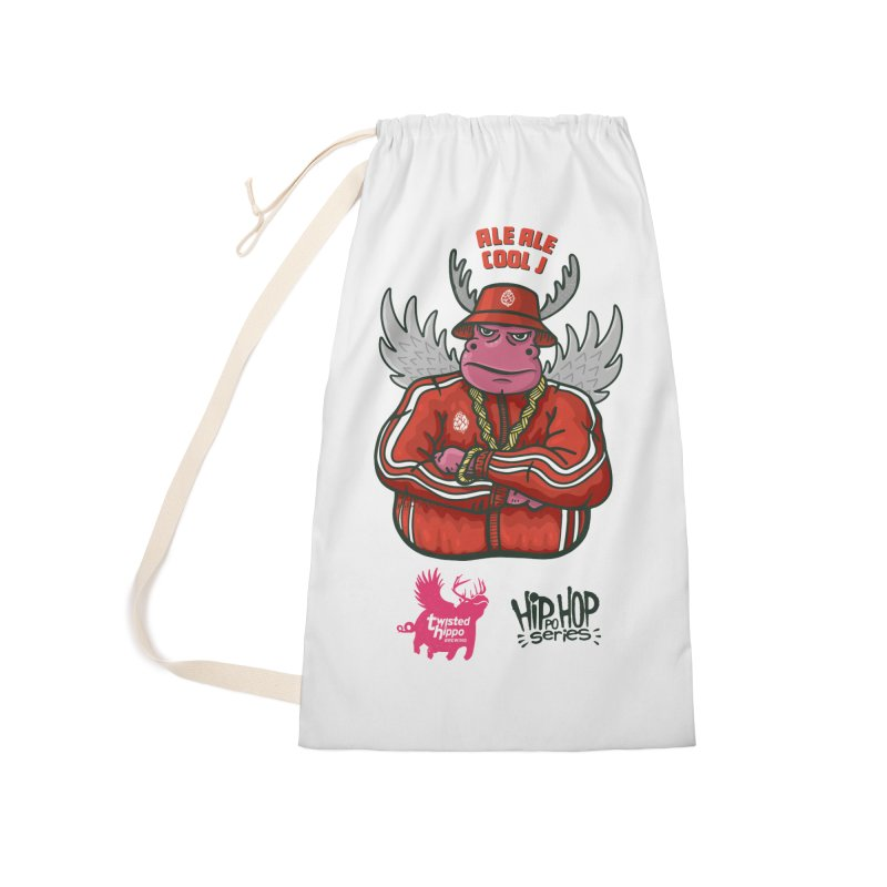 Ale Ale Cool J Accessories Bag by Twisted Hippo Brewing