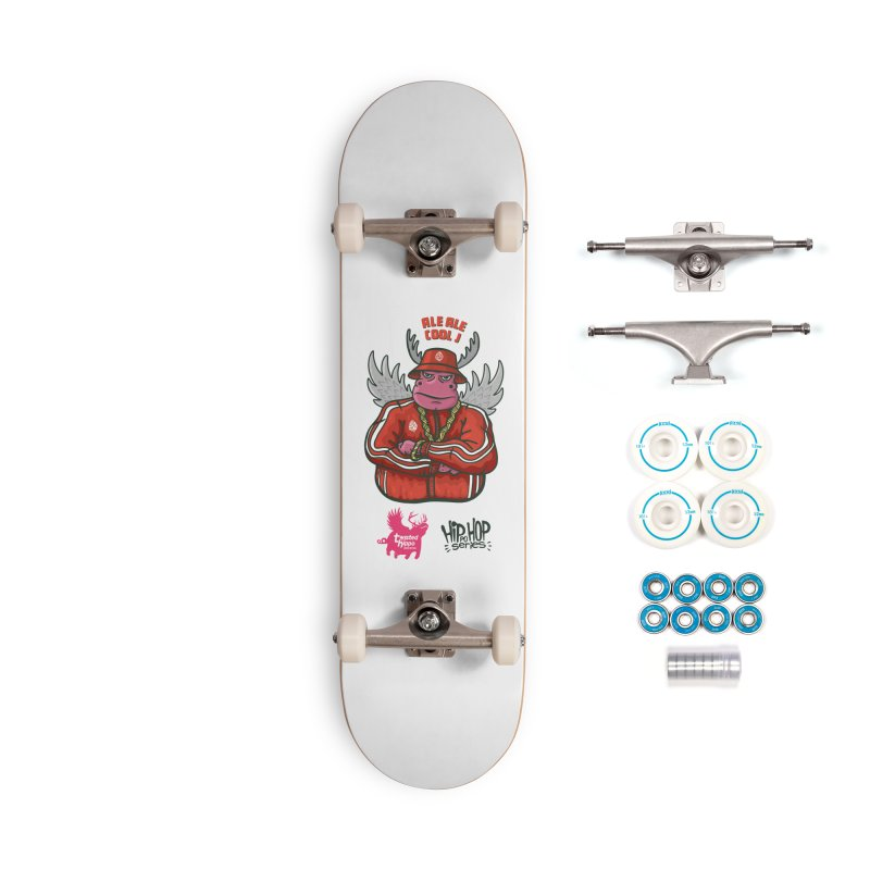Ale Ale Cool J Accessories Complete - Basic Skateboard by Twisted Hippo Brewing