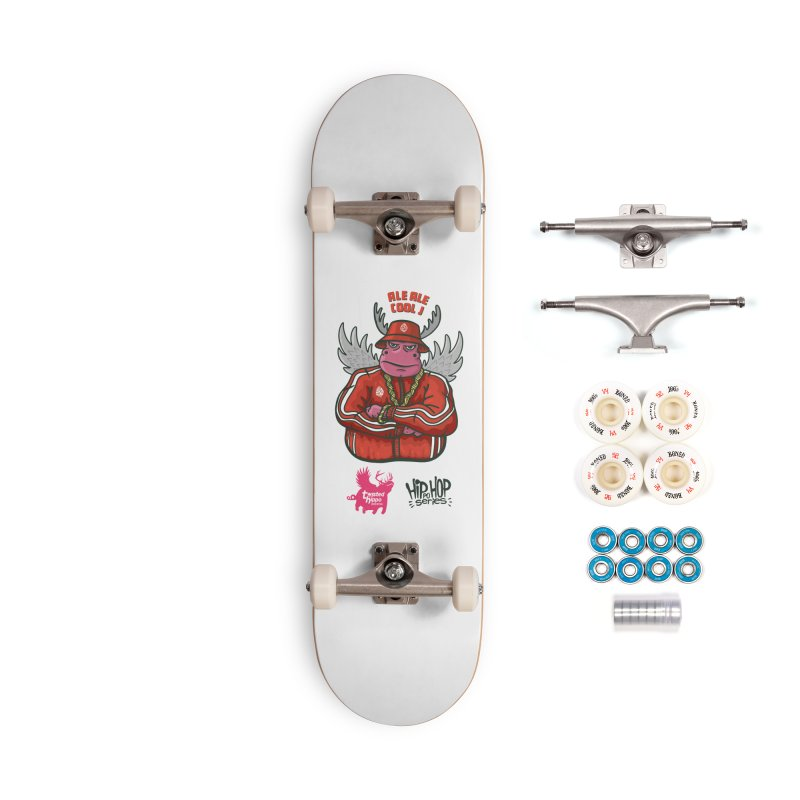Ale Ale Cool J Accessories Complete - Premium Skateboard by Twisted Hippo Brewing