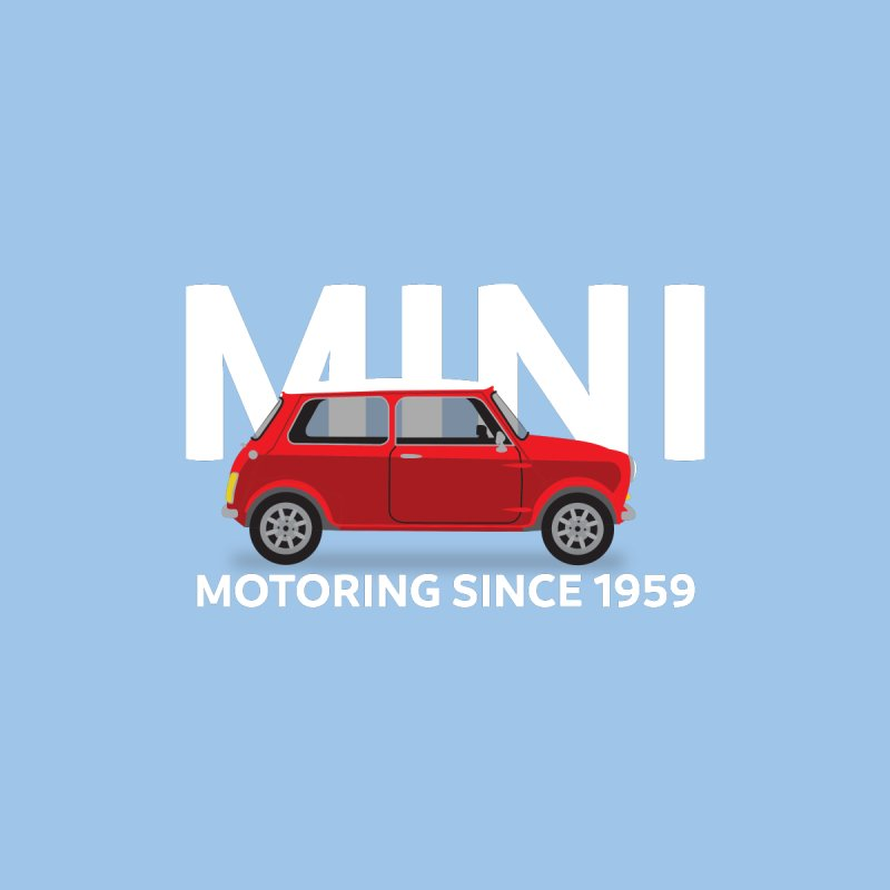 Classic Mini by TwistyMini Motoring Shirts