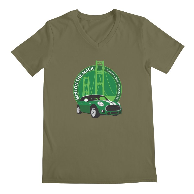 Men's None by TwistyMini Motoring Shirts