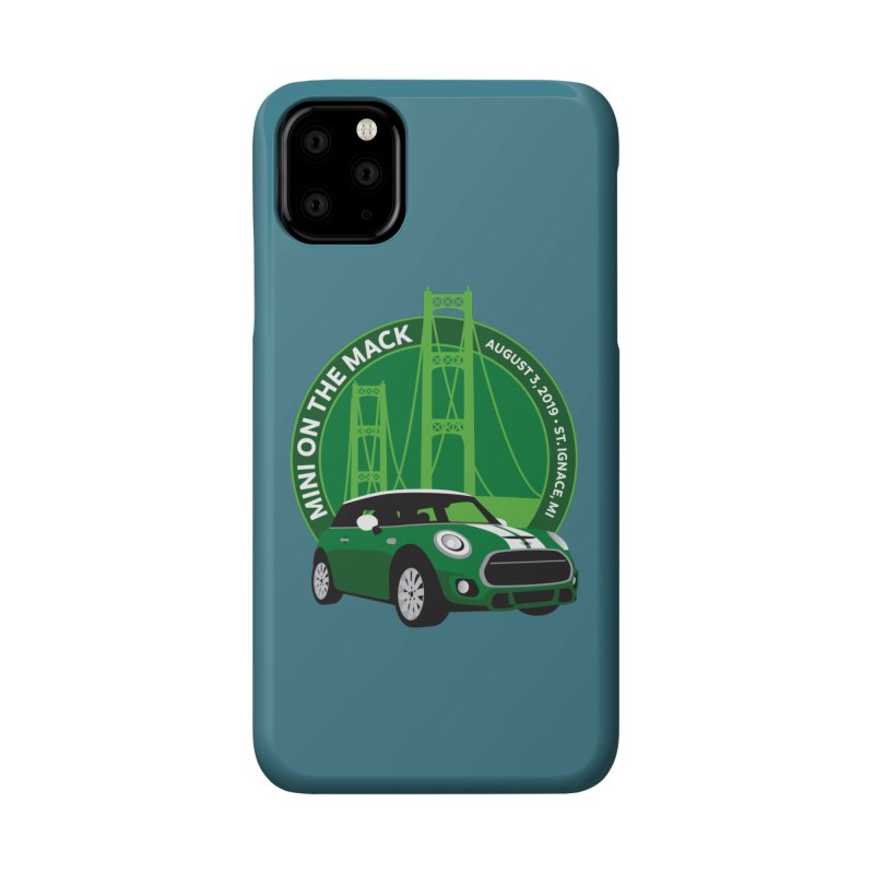 MINI on the Mack 2019 Accessories Phone Case by TwistyMini Motoring Shirts