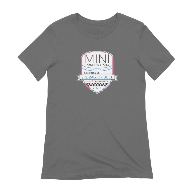 MTTS 2020 - Color Women's Extra Soft T-Shirt by TwistyMini Motoring Shirts