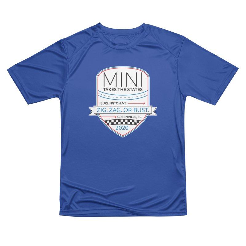 MTTS 2020 - Color Men's Performance T-Shirt by TwistyMini Motoring Shirts