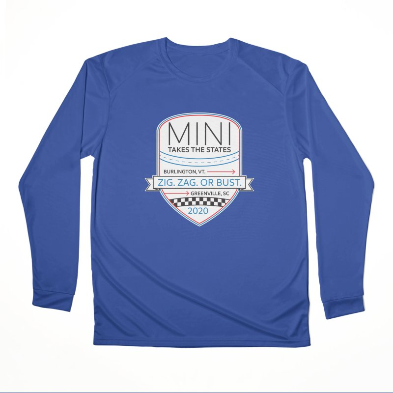 MTTS 2020 - Color Women's Performance Unisex Longsleeve T-Shirt by TwistyMini Motoring Shirts
