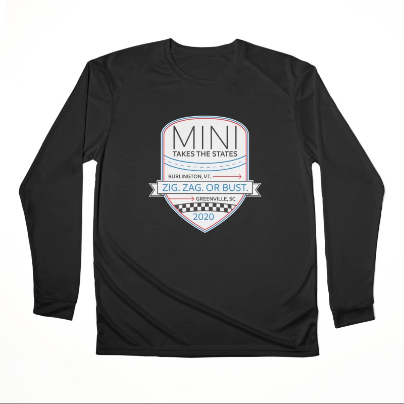 MTTS 2020 - Color Men's Performance Longsleeve T-Shirt by TwistyMini Motoring Shirts