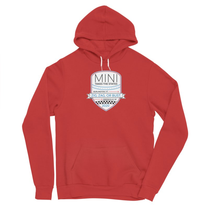 MTTS 2020 - Color Men's Sponge Fleece Pullover Hoody by TwistyMini Motoring Shirts