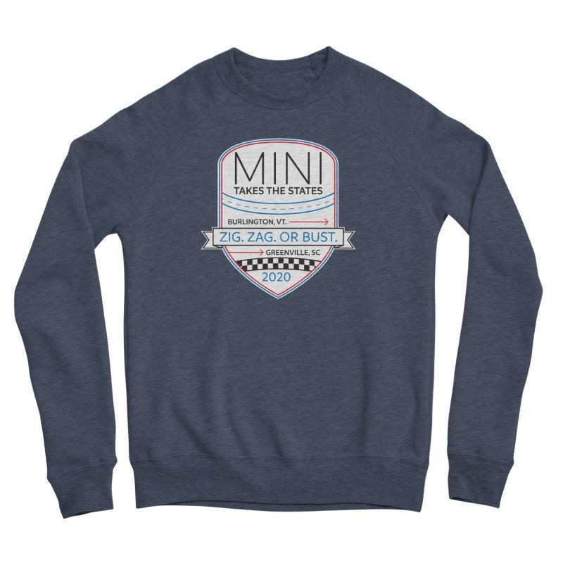 MTTS 2020 - Color Men's Sponge Fleece Sweatshirt by TwistyMini Motoring Shirts