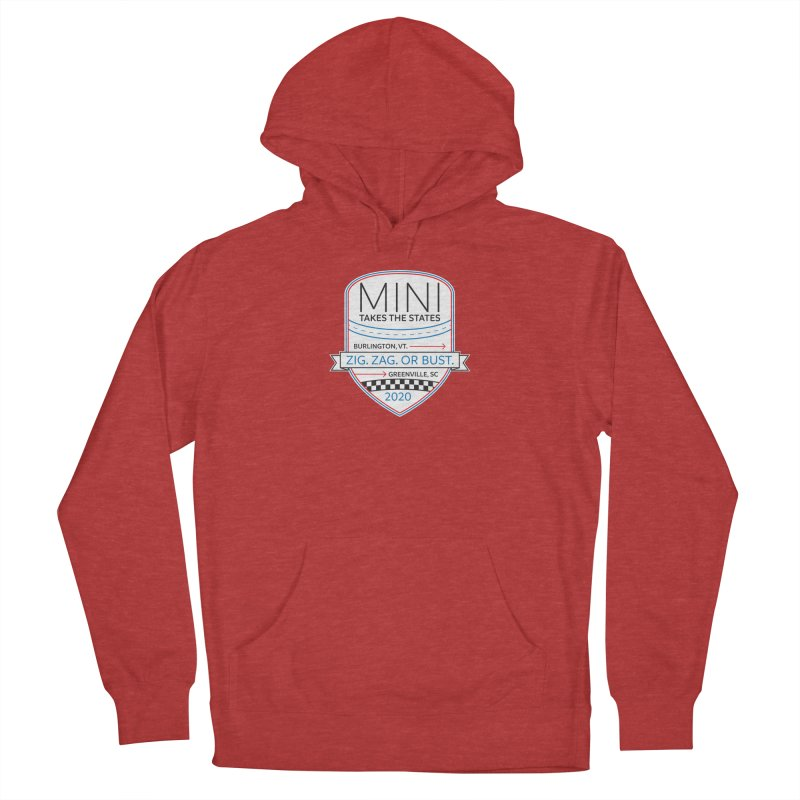 MTTS 2020 - Color Men's French Terry Pullover Hoody by TwistyMini Motoring Shirts