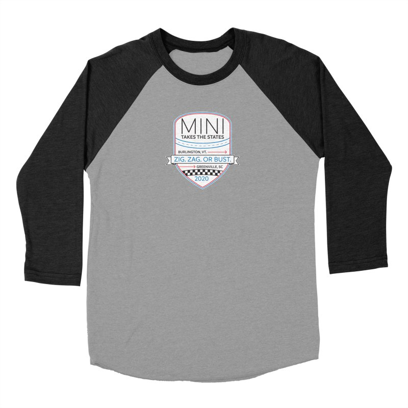 MTTS 2020 - Color Men's Baseball Triblend Longsleeve T-Shirt by TwistyMini Motoring Shirts