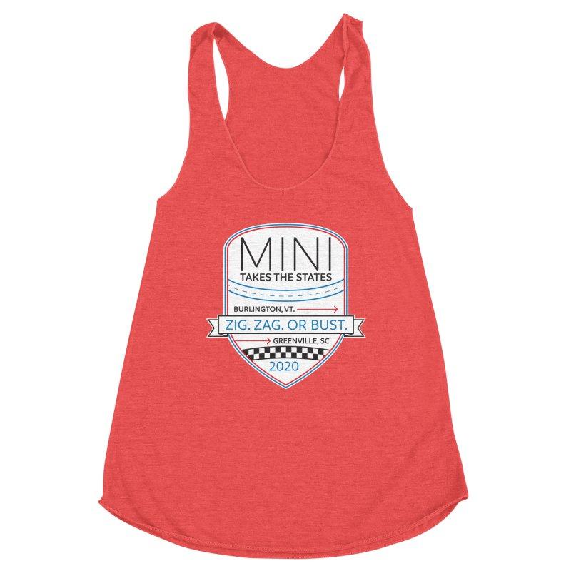 MTTS 2020 - Color Women's Tank by TwistyMini Motoring Shirts