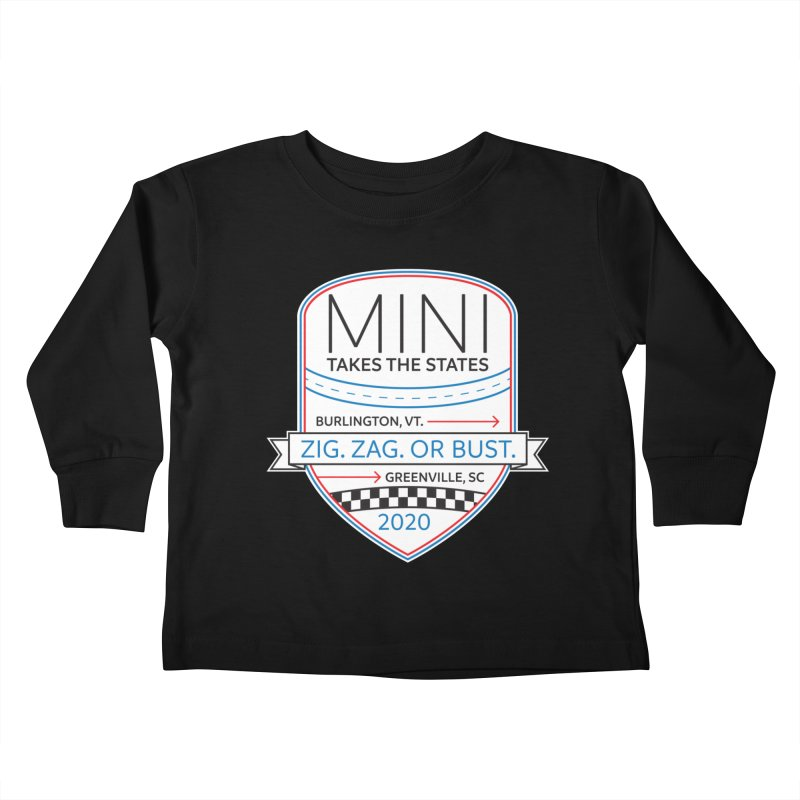 MTTS 2020 - Color Kids Toddler Longsleeve T-Shirt by TwistyMini Motoring Shirts