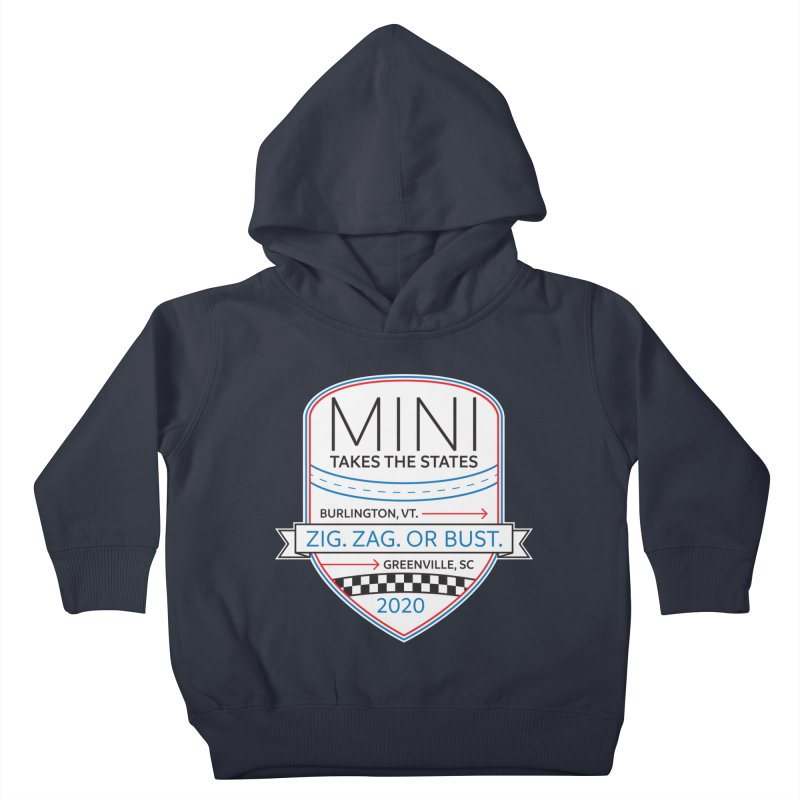 MTTS 2020 - Color Kids Toddler Pullover Hoody by TwistyMini Motoring Shirts