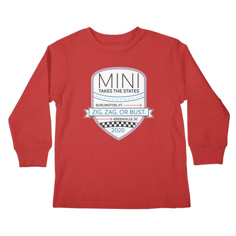 MTTS 2020 - Color Kids Longsleeve T-Shirt by TwistyMini Motoring Shirts
