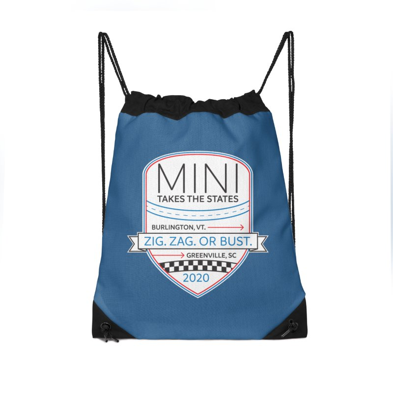 MTTS 2020 - Color Accessories Drawstring Bag Bag by TwistyMini Motoring Shirts