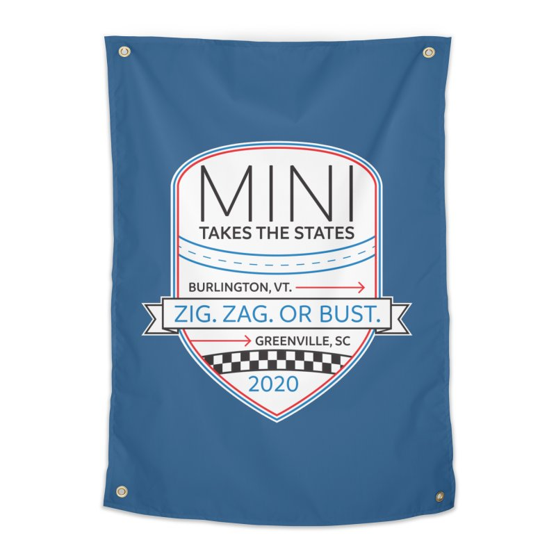 MTTS 2020 - Color Home Tapestry by TwistyMini Motoring Shirts