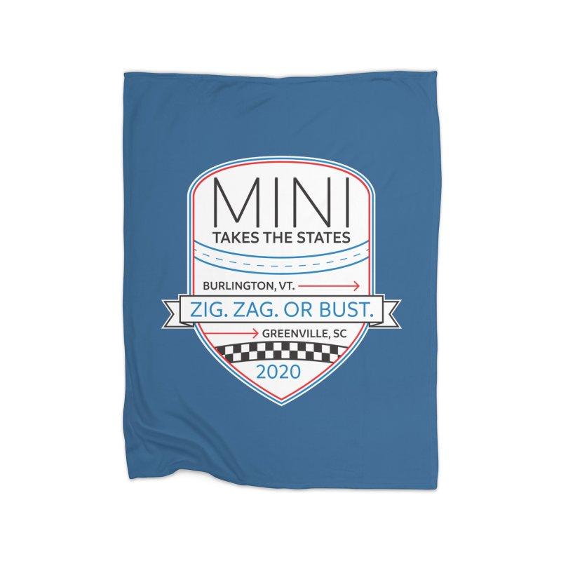 MTTS 2020 - Color Home Fleece Blanket Blanket by TwistyMini Motoring Shirts