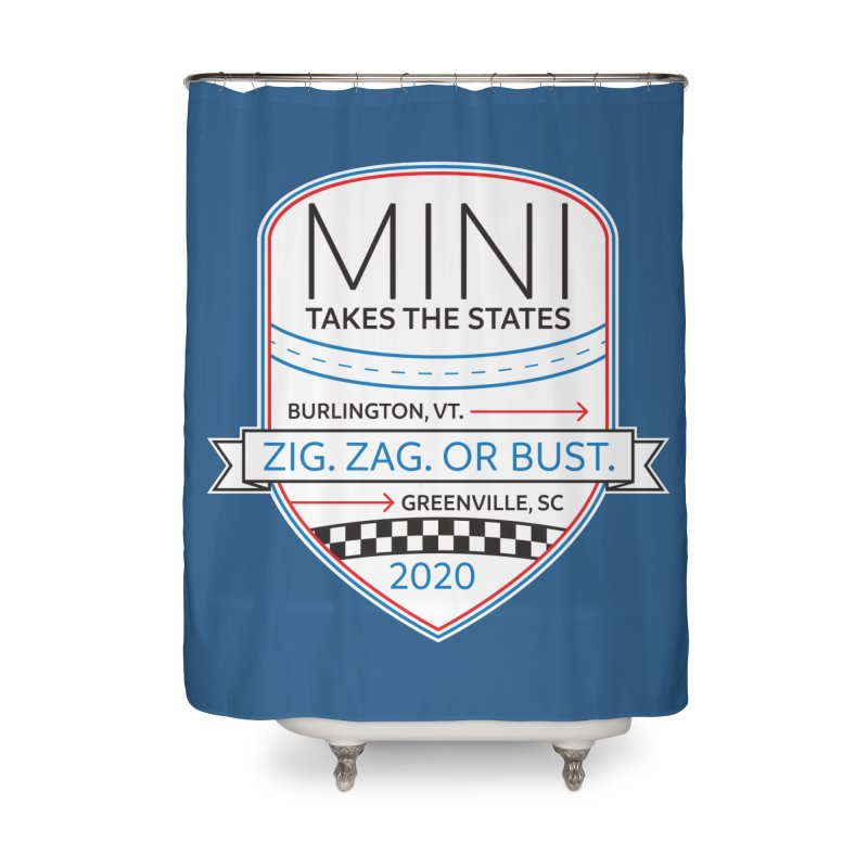MTTS 2020 - Color Home Shower Curtain by TwistyMini Motoring Shirts