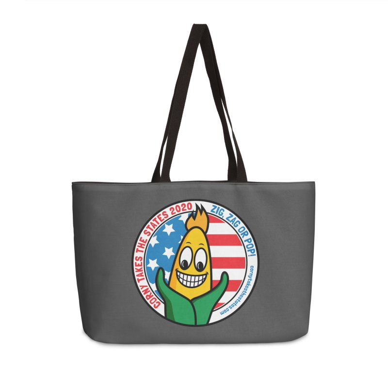Corny Takes the States 2020 - Circle Accessories Bag by TwistyMini Motoring Shirts