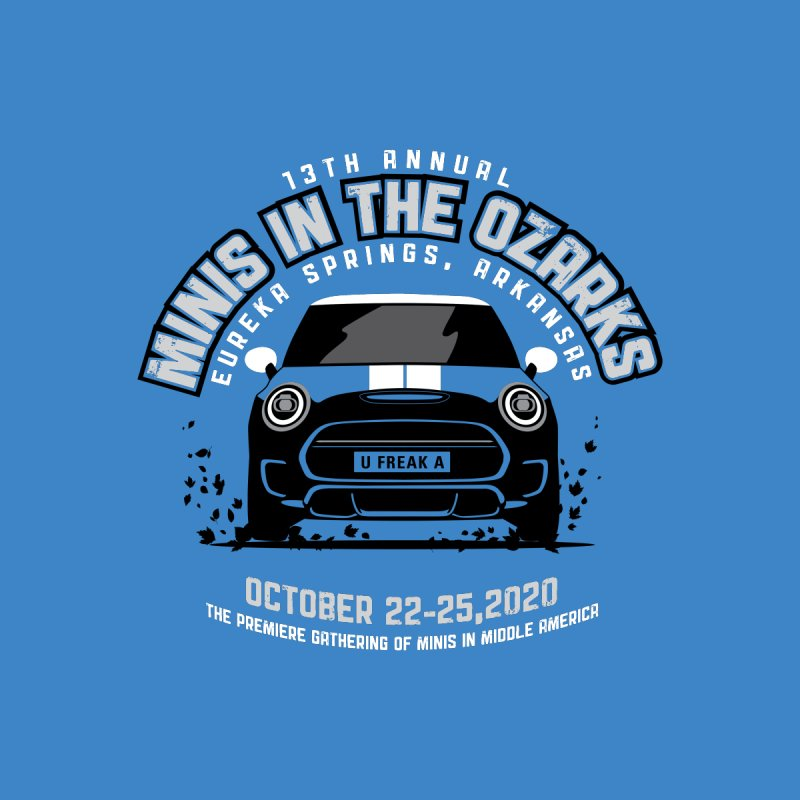 MINIS in the Ozarks 2020 - Classic by TwistyMini Motoring Shirts
