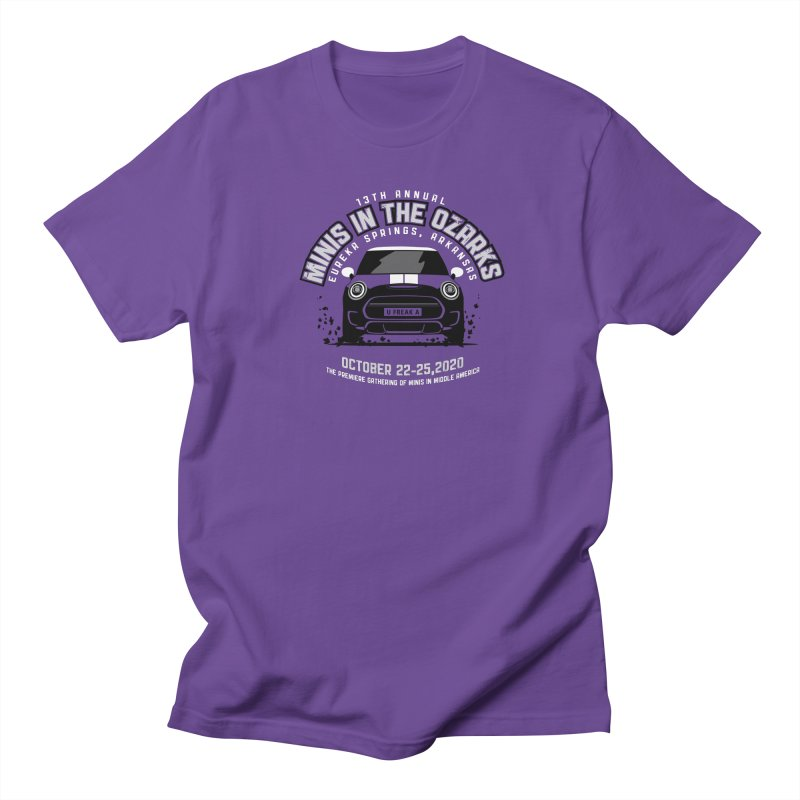 MINIS in the Ozarks 2020 - Classic Men's Regular T-Shirt by TwistyMini Motoring Shirts