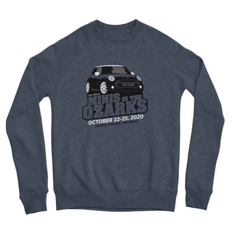 MINIS in the Ozarks 2020 Men's Sponge Fleece Sweatshirt by TwistyMini Motoring Shirts