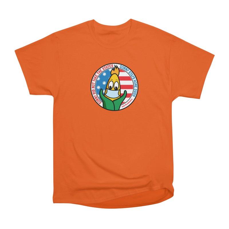 Corny Did Not Take the States 2020 Men's T-Shirt by TwistyMini Motoring Shirts