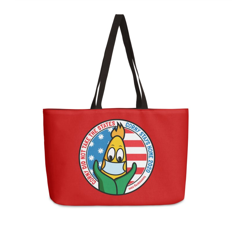 Corny Did Not Take the States 2020 Accessories Bag by TwistyMini Motoring Shirts