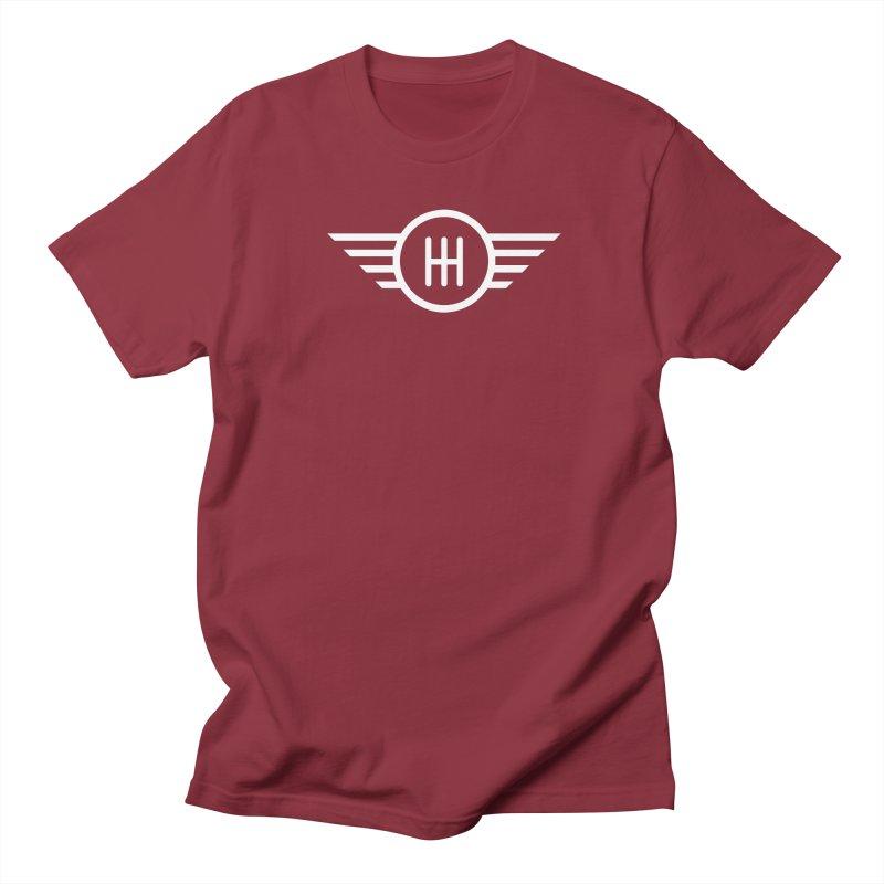 5-Speed Manual Men's Regular T-Shirt by TwistyMini Motoring Shirts