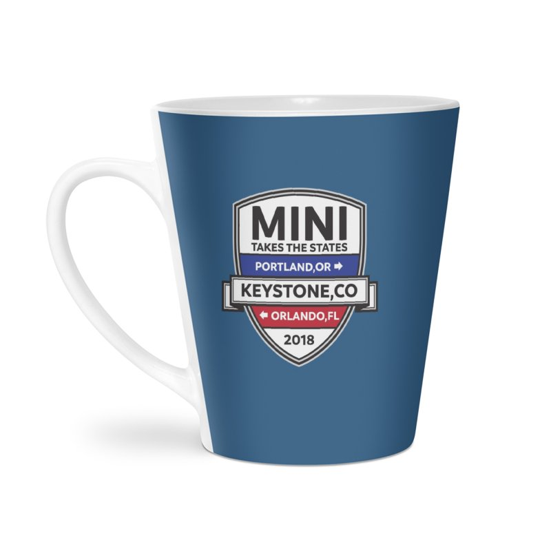 MTTS 2018 - Color Accessories Latte Mug by TwistyMini Motoring Shirts