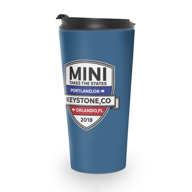MTTS 2018 - Color Accessories Travel Mug by TwistyMini Motoring Shirts
