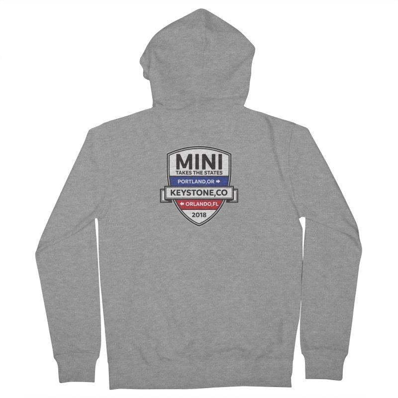 MTTS 2018 - Color Women's Zip-Up Hoody by TwistyMini Motoring Shirts