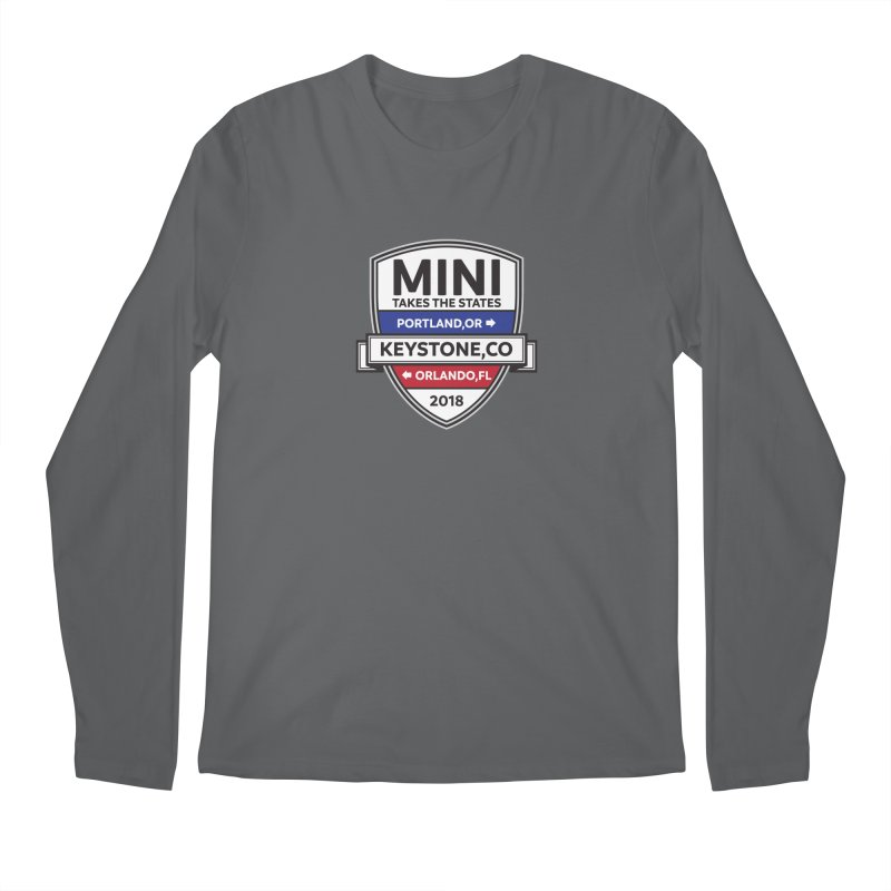 MTTS 2018 - Color Men's Longsleeve T-Shirt by TwistyMini Motoring Shirts