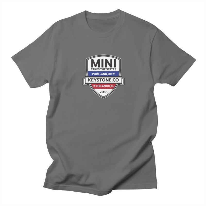 MTTS 2018 - Color Men's T-Shirt by TwistyMini Motoring Shirts