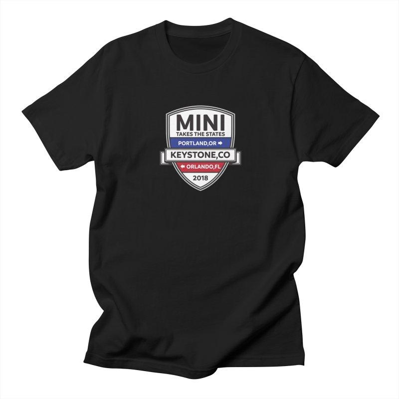 MTTS 2018 - Color Men's Regular T-Shirt by TwistyMini Motoring Shirts