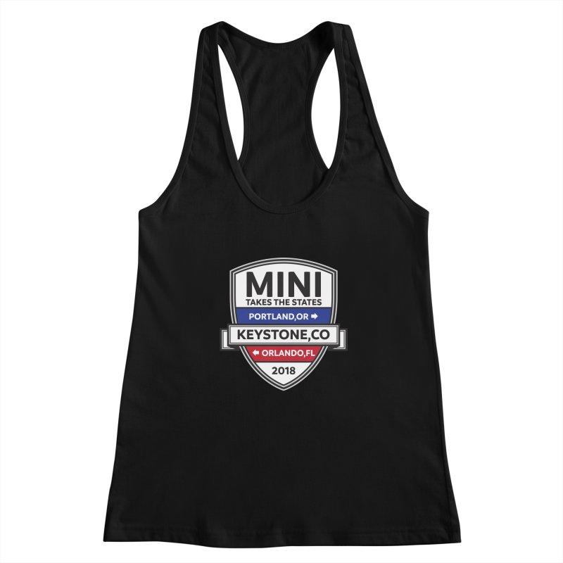 MTTS 2018 - Color Women's Tank by TwistyMini Motoring Shirts