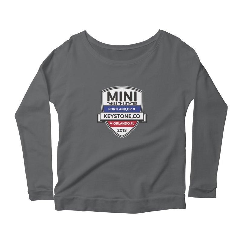 MTTS 2018 - Color Women's Longsleeve T-Shirt by TwistyMini Motoring Shirts